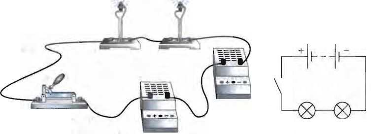 электрических ламп и схема